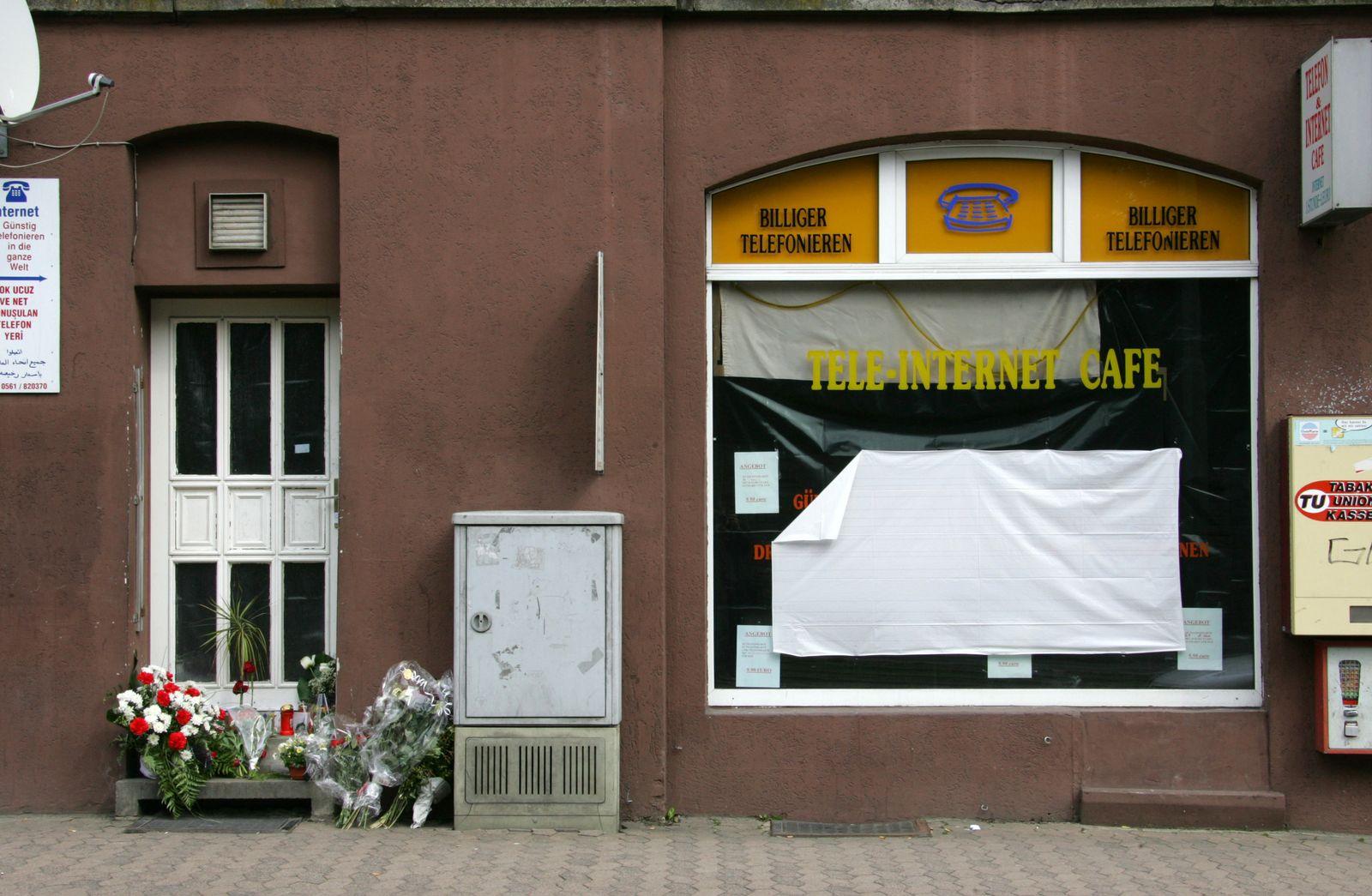 NSU-Mordserie - Internet-Cafe Kassel