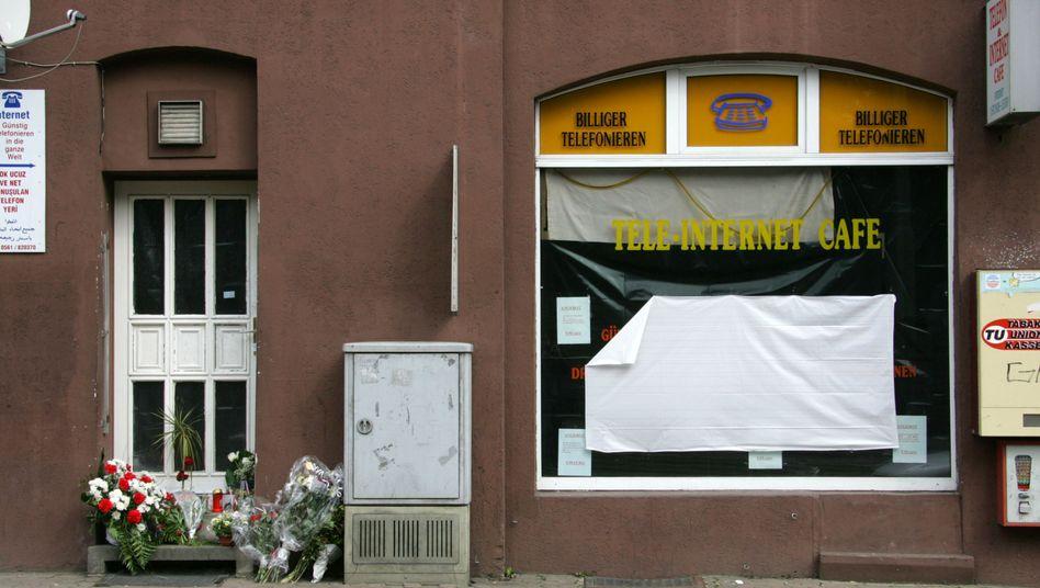 Tatort in Kassel: In diesem Internetcafé wurde Halit Yozgat im April 2006 erschossen