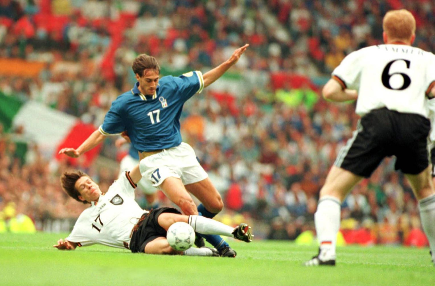 Wann Gewann Deutschland Gegen Italien