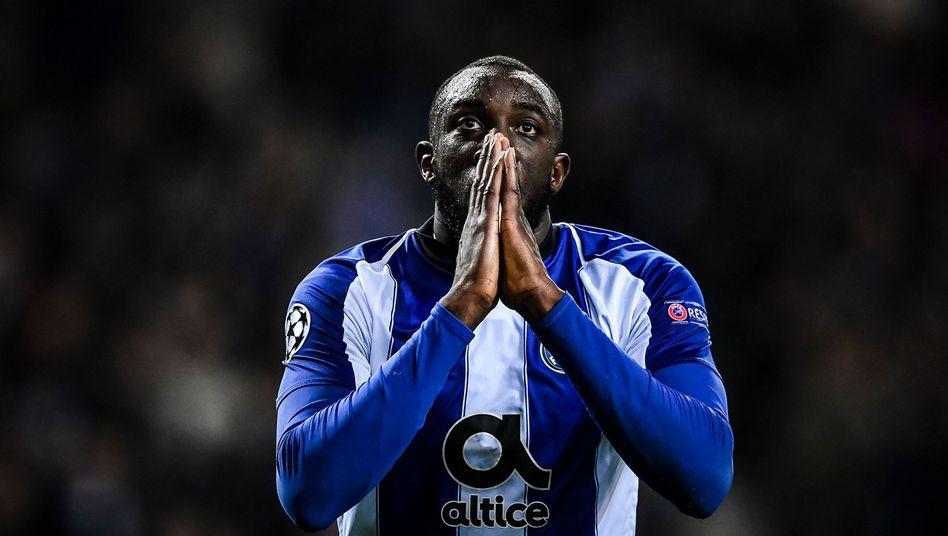 """Moussa Marega: """"Es ist erstaunlich, dass ich dieses Niveau erreicht habe"""""""