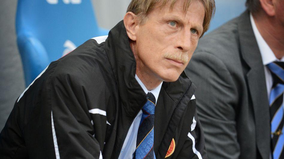 Trainer Daum: Abschied aus Brügge