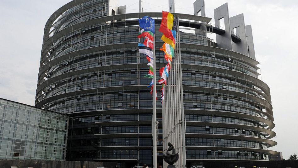 """Europaparlament in Straßburg: """"Informationen ohne Umschweife zur Verfügung stellen"""""""