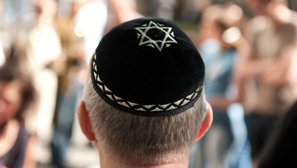 Many Jews in Germany are nervous about wearing the kippah in public or showing any visible signs of their Jewishness.
