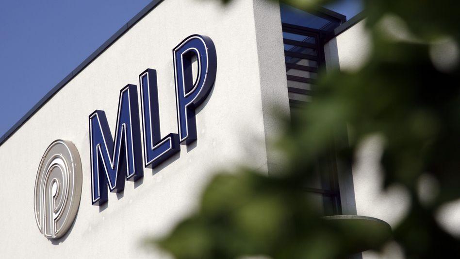 Unternehmenszentrale von MLP: Der Aktienkurs des Unternehmens ist drastisch gesunken