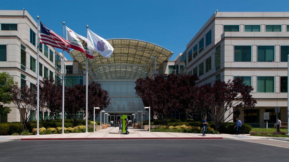 Apple-Campus in Kalifornien: Nach zehn Fehlversuchen automatische Löschung