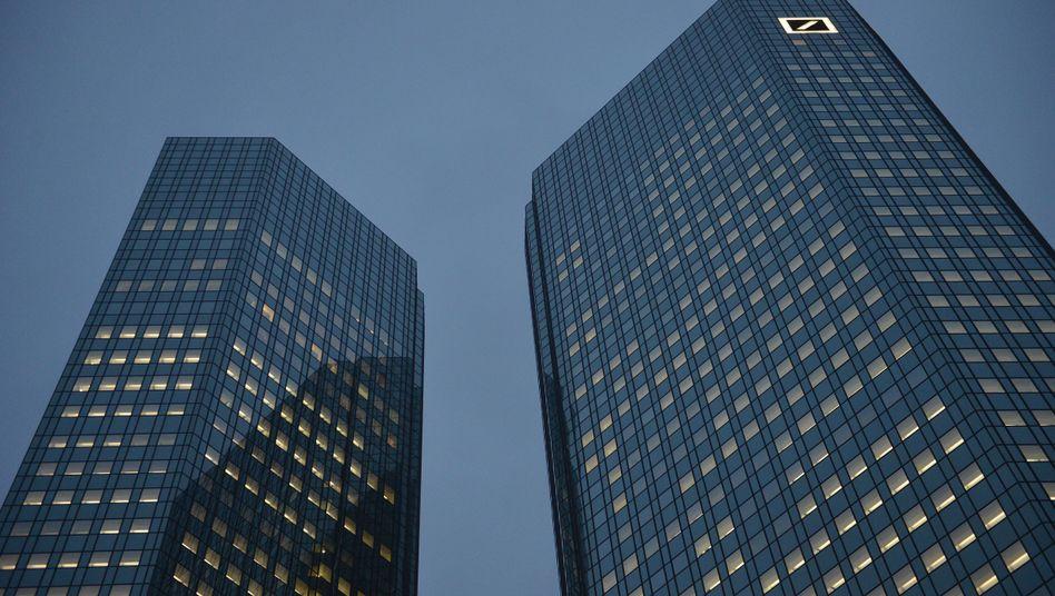 Deutsche Bank in Frankfurt am Main: Schon wieder Konflikte