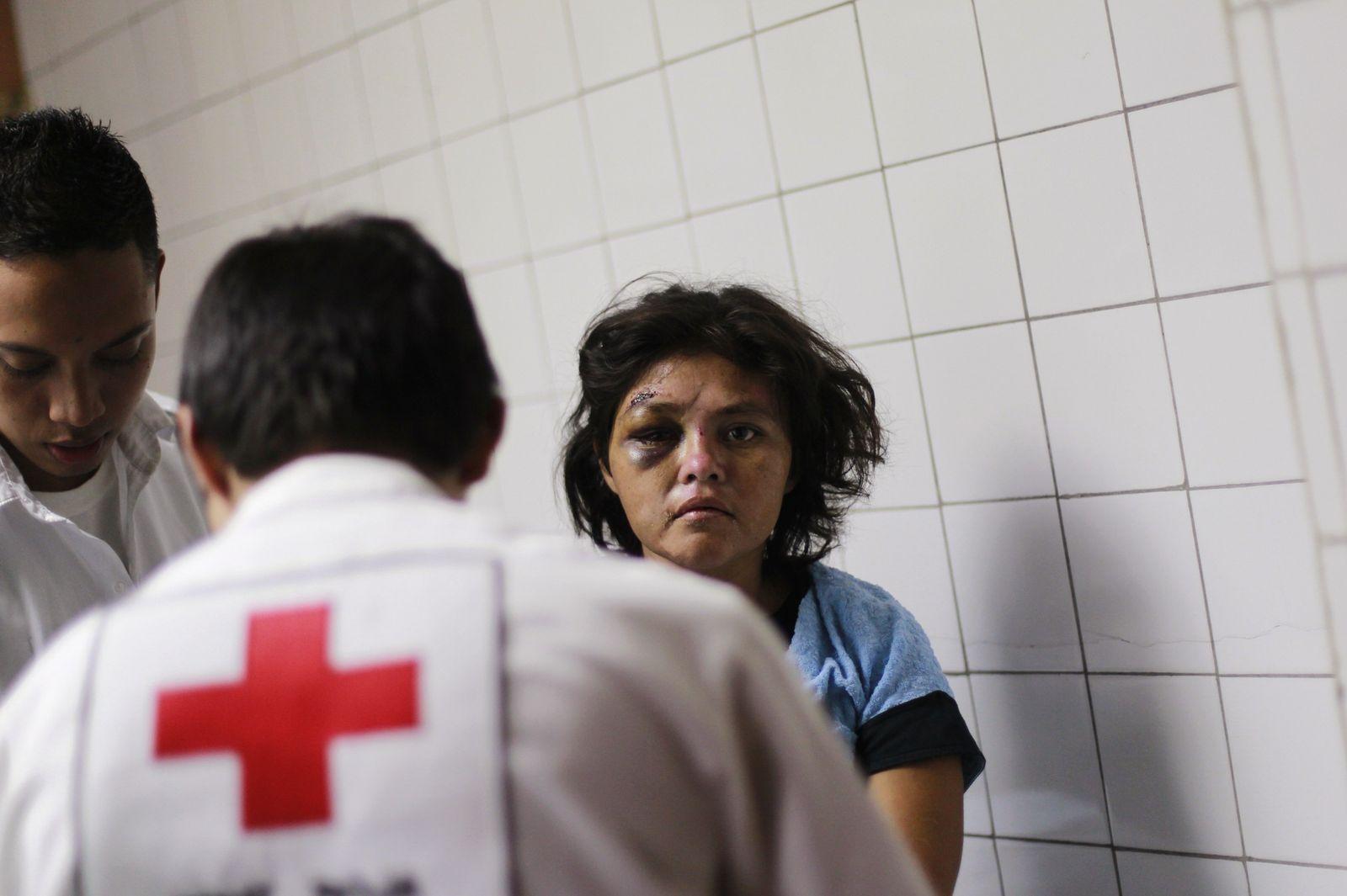 Lateinamerika/ Gewalt gegen Frauen