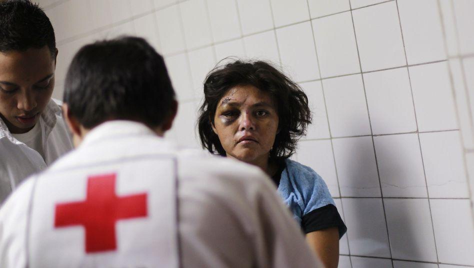 Gewaltopfer in El Salvador (Archiv)