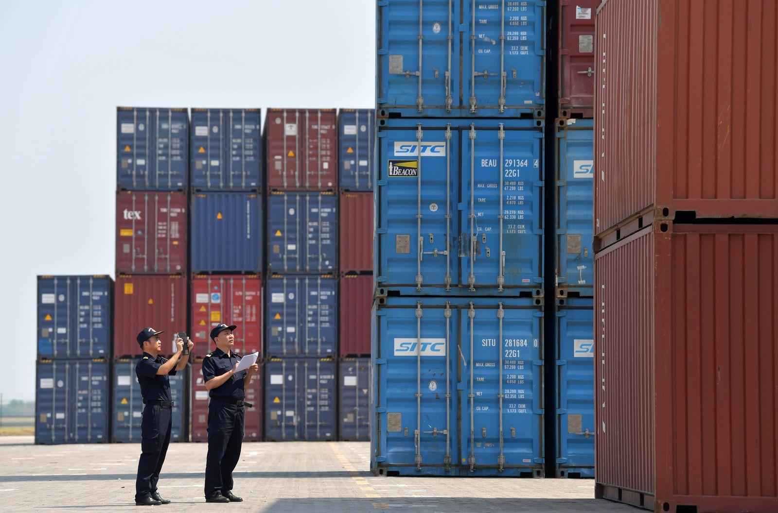 IWF: Weltwirtschaft wächst langsamer