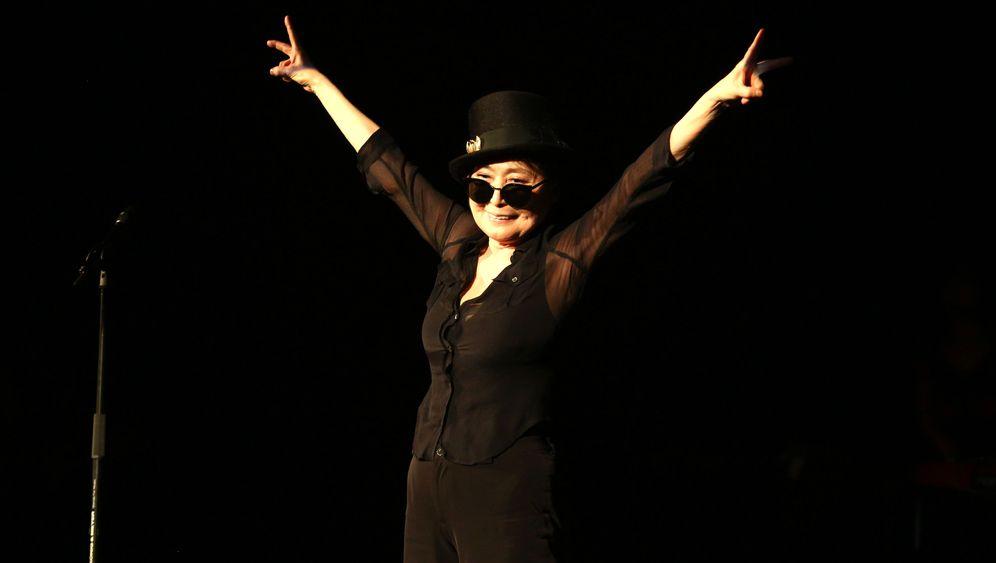 Geburtstagsgala von Yoko Ono: Mit 80 noch immer ein Bühnentier
