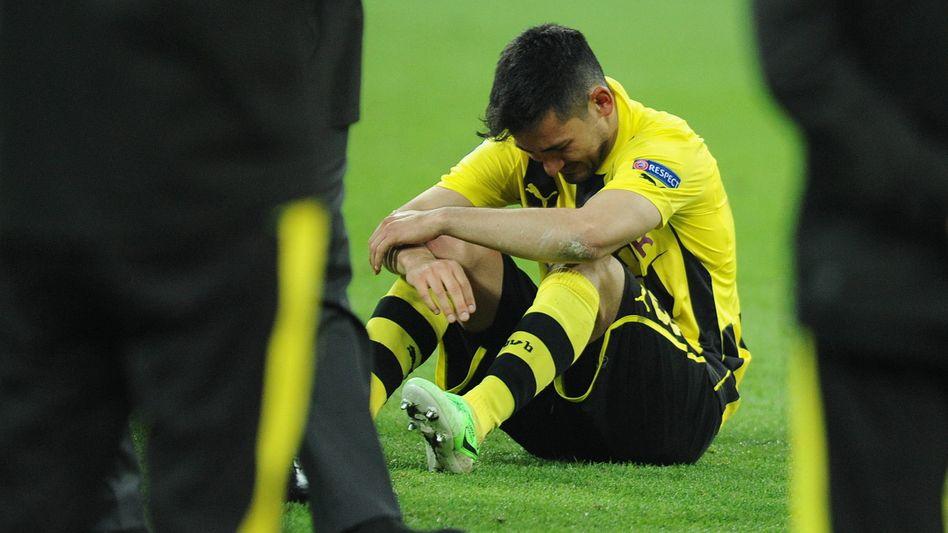 BVB-Spieler Gündogan: Partie in der ersten Hälfte verloren