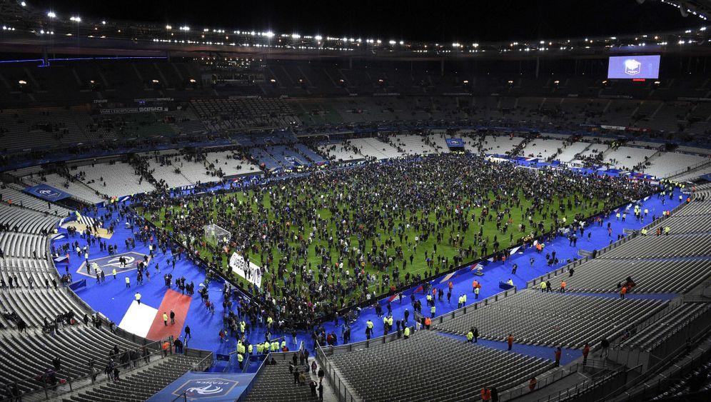 Anschläge in Paris: Terror am Stade de France