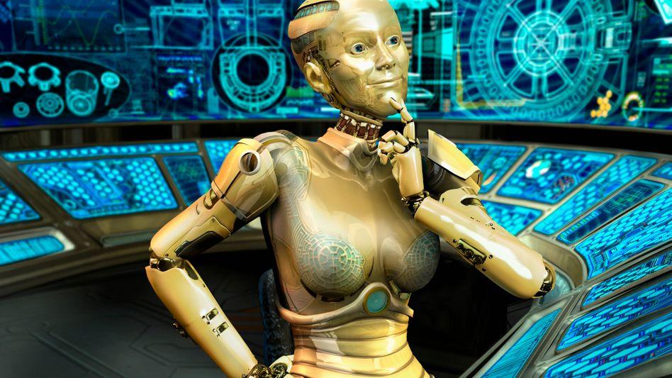 Roboter in der Schaltzentrale: Können Maschinen lügen?
