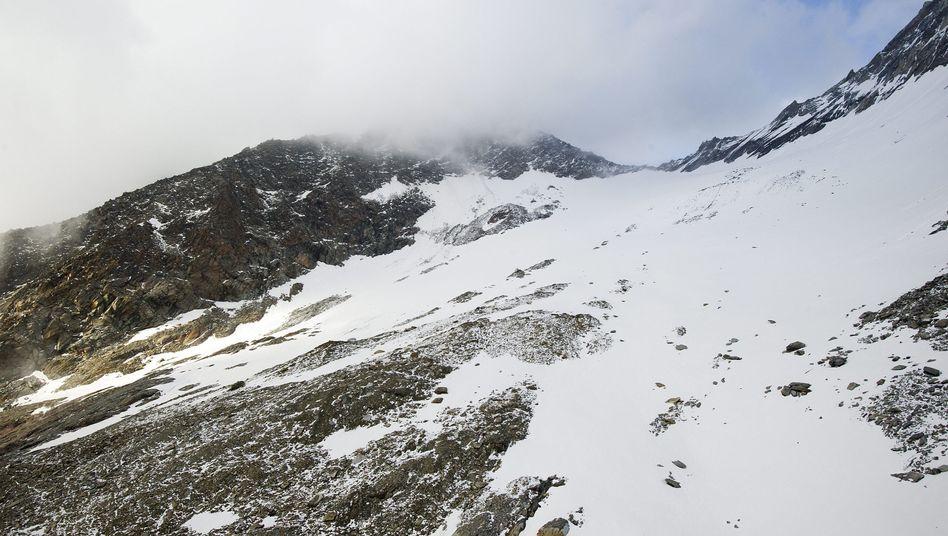 Lagginhorn: Bei einer Hochtour starben am Dienstag fünf deutsche Bergsteiger