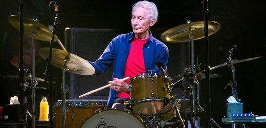 Rolling Stones: Charlie Watts verpasst US-Teil der »No Filter«-Tour