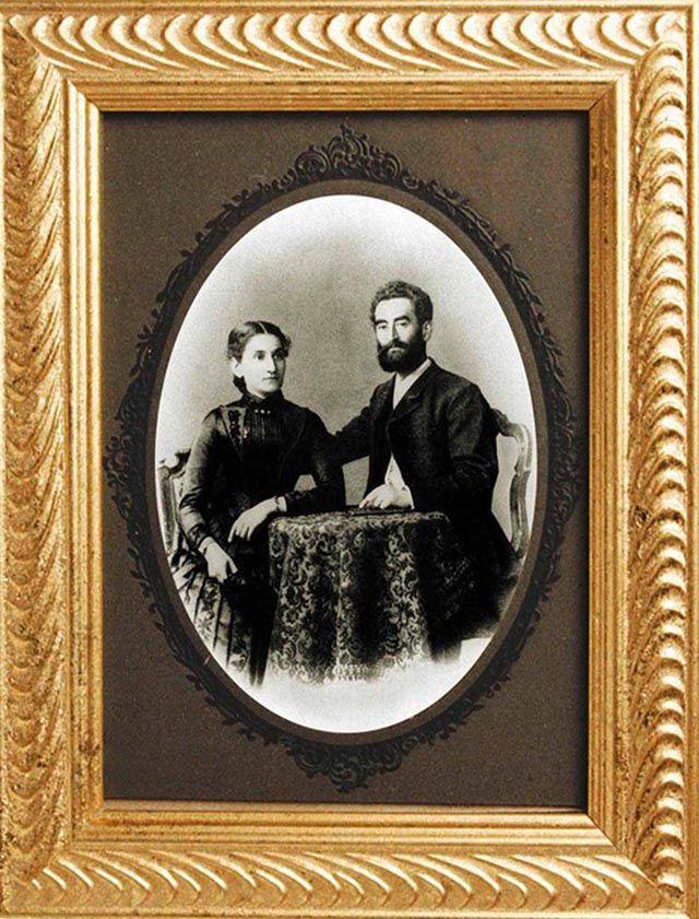 Ehepaar Tietz