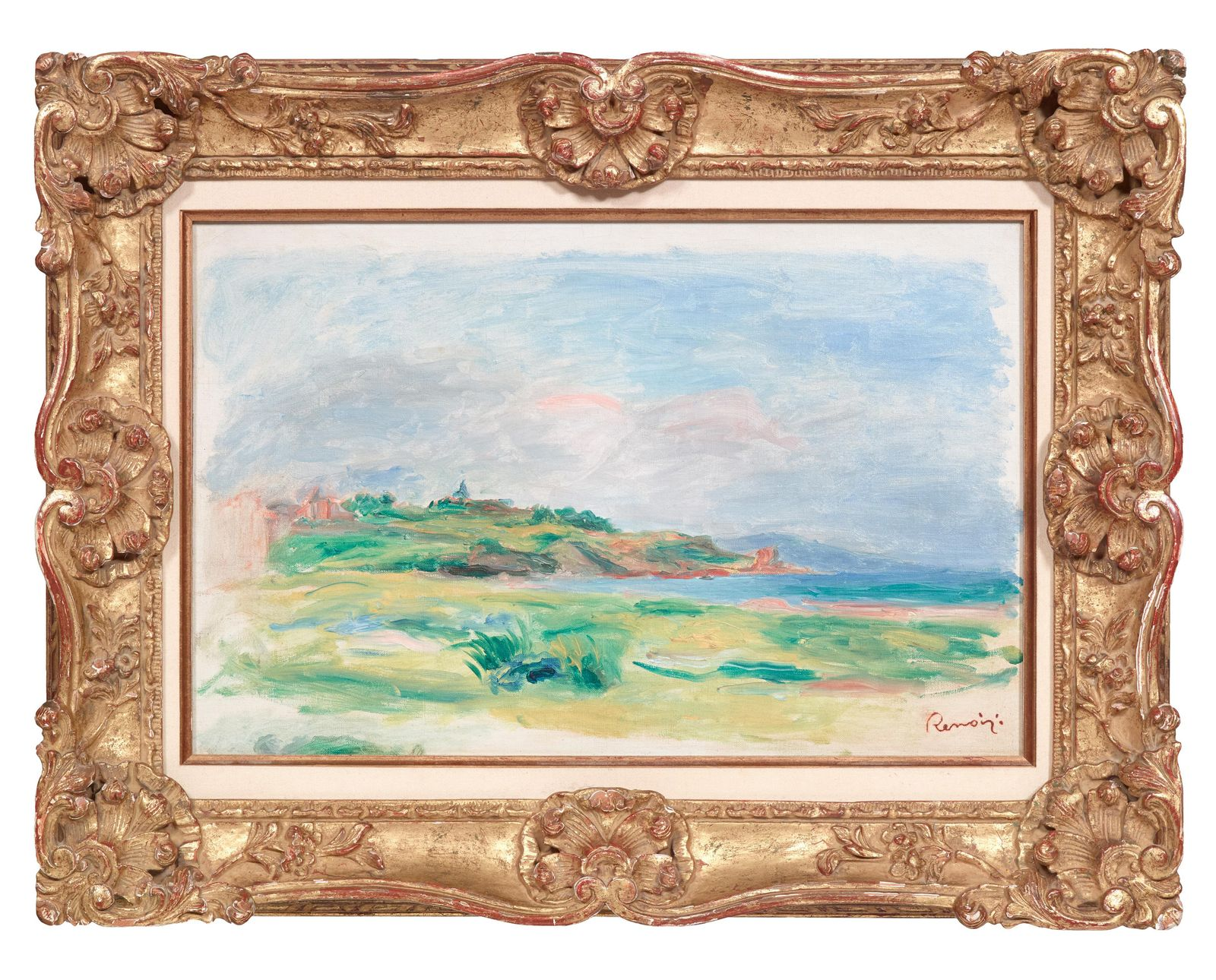 EINMALIGE VERWENDUNG Dorotheum/ Renoir geklaut