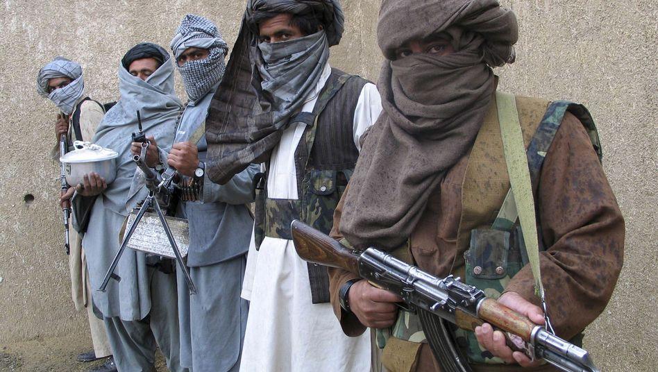 Taliban-Kämpfer in Afghanistan: Aussteigerprogramm soll Mitläufer locken