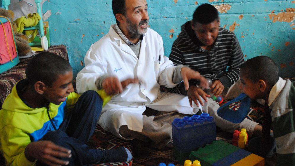 Flüchtlingscamp Smara: Sonderschule im Saharasand
