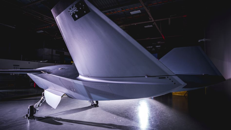 Drohne Loyal Wingman von Boeing