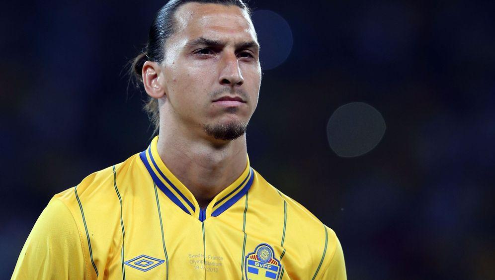 Zlatan Ibrahimovic: Und jetzt nach Eng