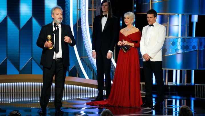 Golden Globes 2020: Die Bilder vom roten Teppich