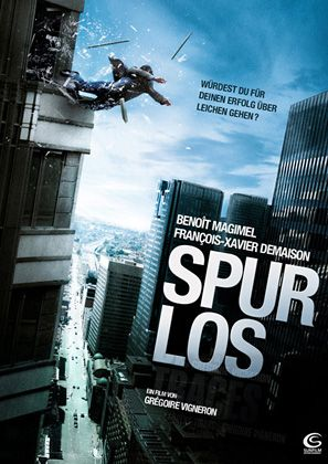 DVD Cover - Spurlos