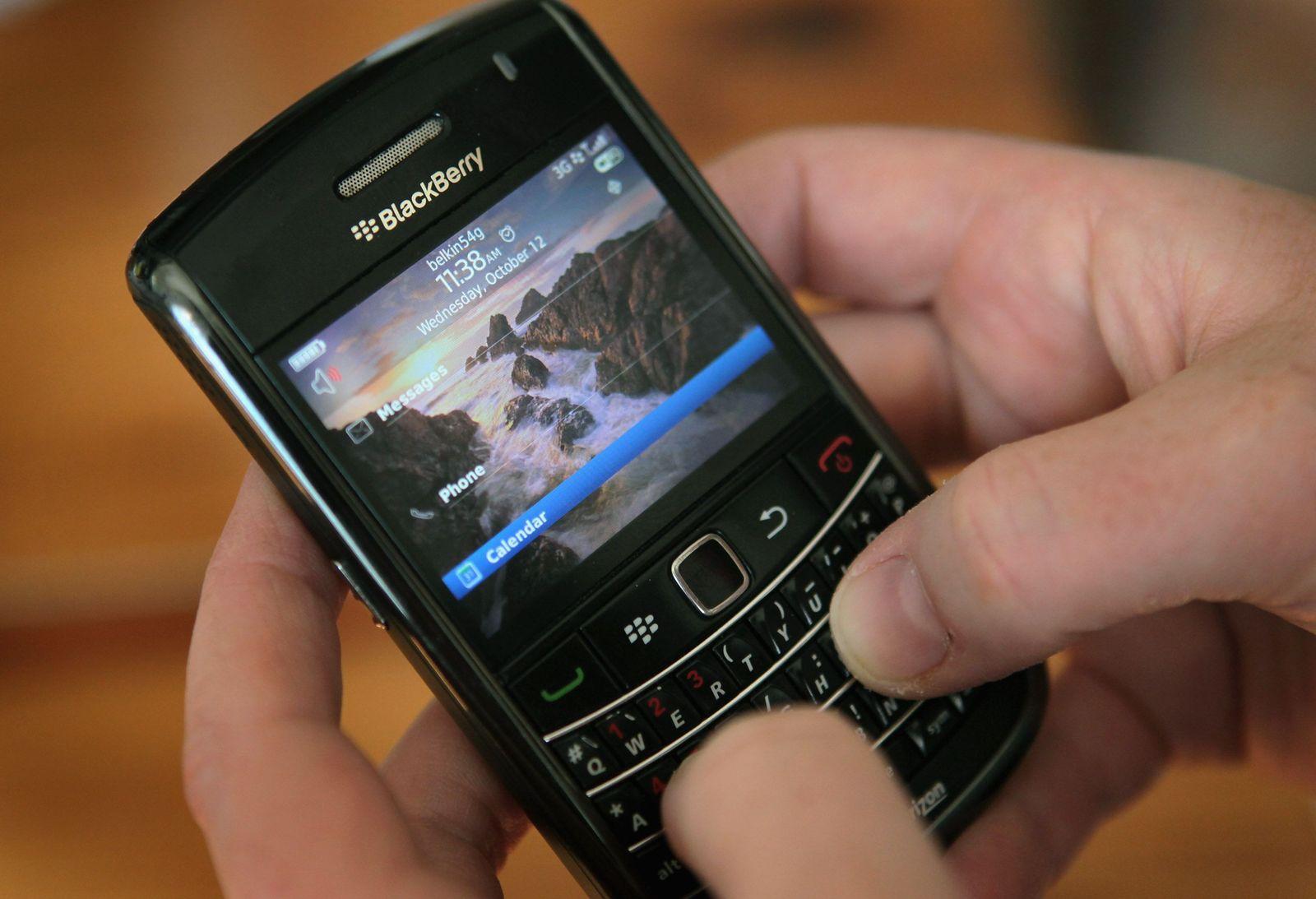 Blackberry / Smartphone