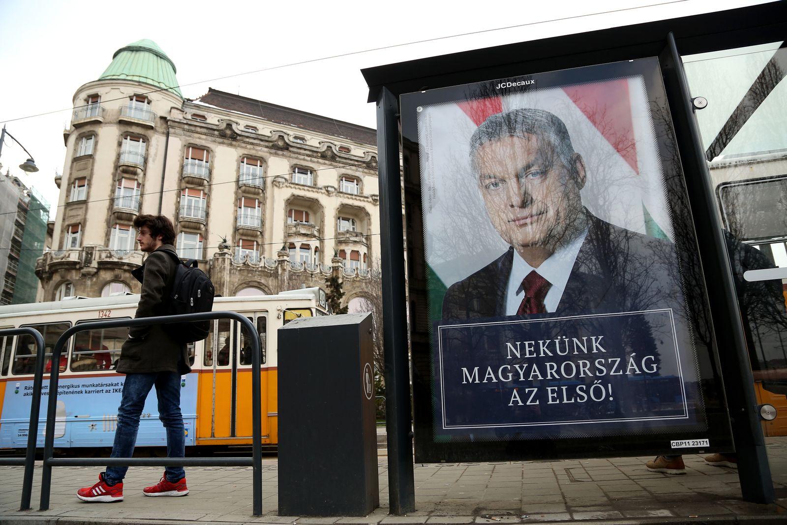 Fidesz / Wahlen Ungarn