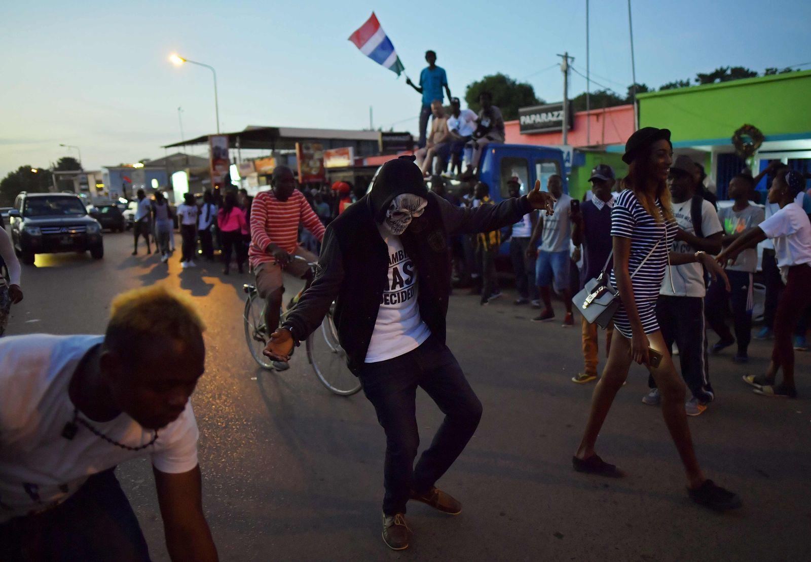 Gambia / Jammeh