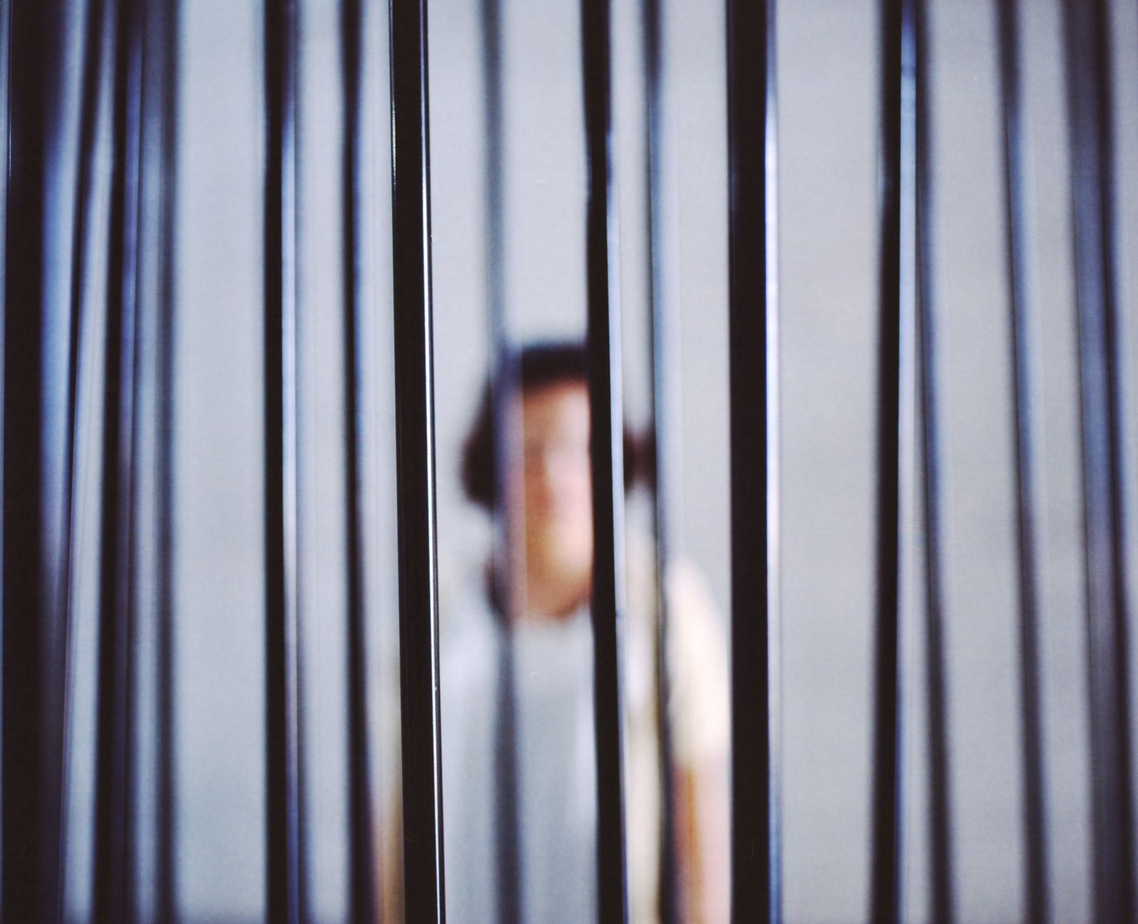 EINMALIGE VERWENDUNG Gefängnis/ Symbolbild