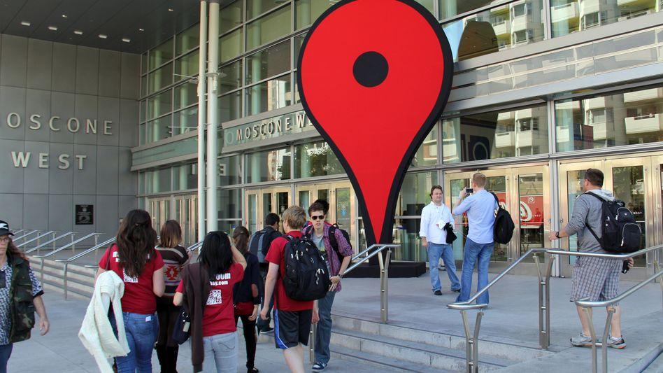 San Francisco: Google weiß von sehr vielen Nutzerinnen und Nutzern, wann sie wo waren