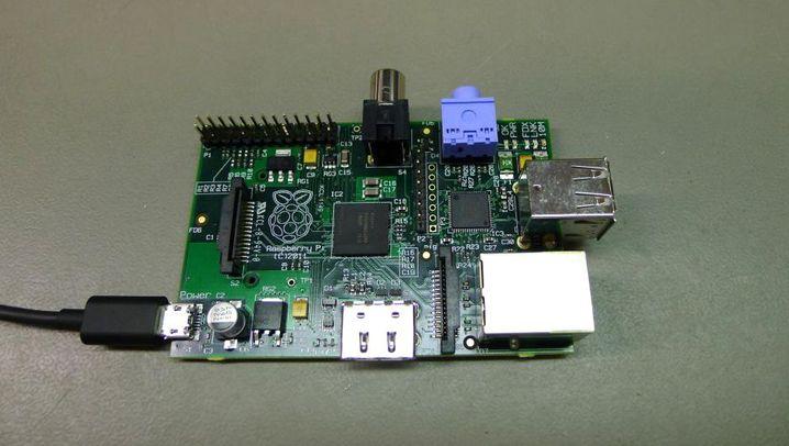 Raspberry Pi: Die besten Projekte für den 46-Euro-PC