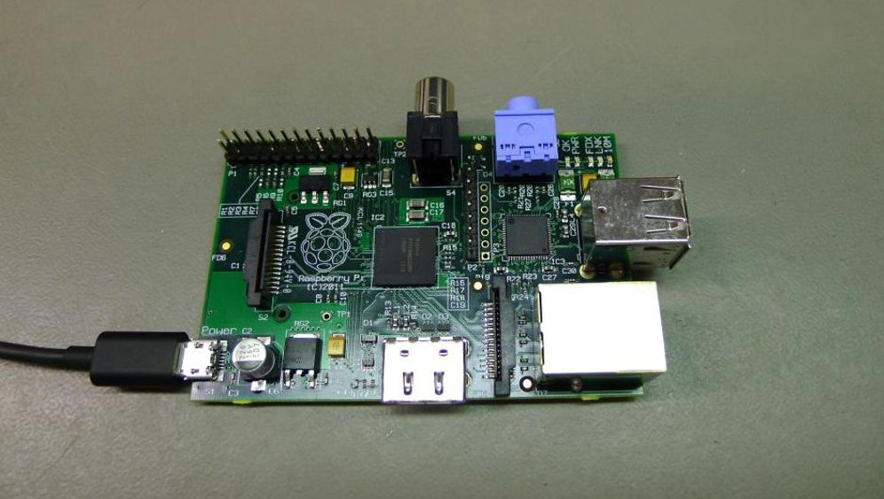 Raspberry Pi: Der Stick-PC
