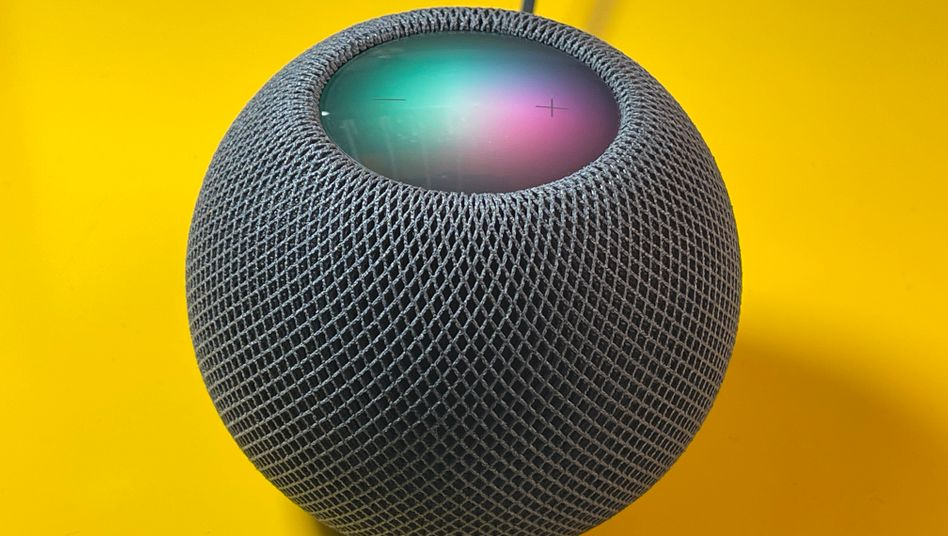 HomePod Mini: 345 Gramm Technik