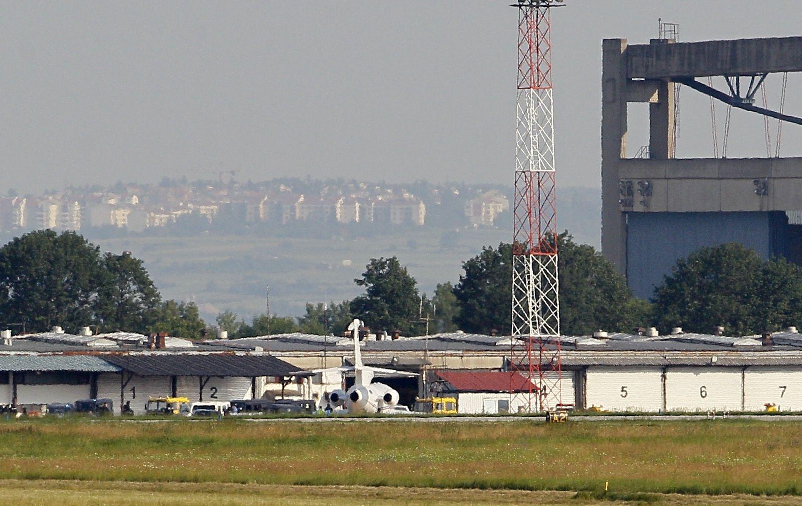 Serbien/ Mladic-Auslieferung