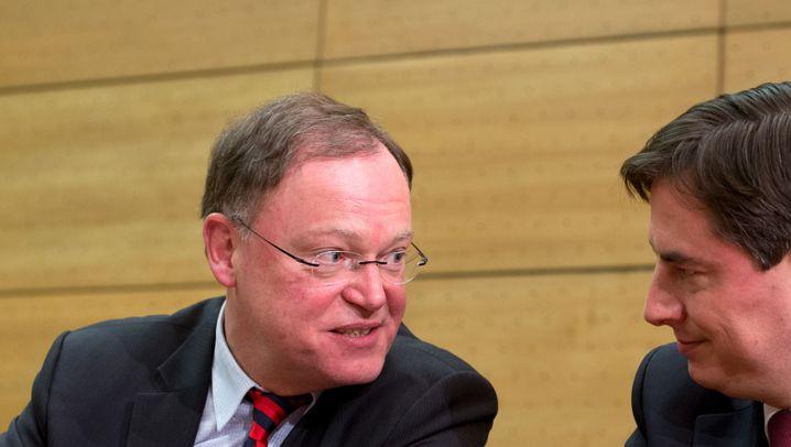 Auftakt ins Wahljahr: Zitterabstimmung in Niedersachsen