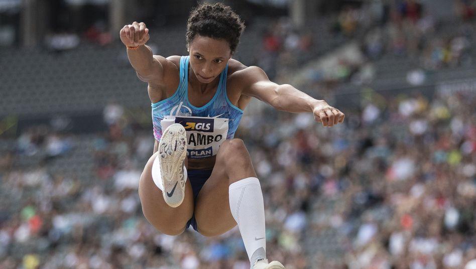 Malaika Mihambo will auch in Doha große Sprünge machen