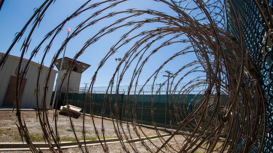 Der US-Militärstützpunkt in Guantanamo Bay