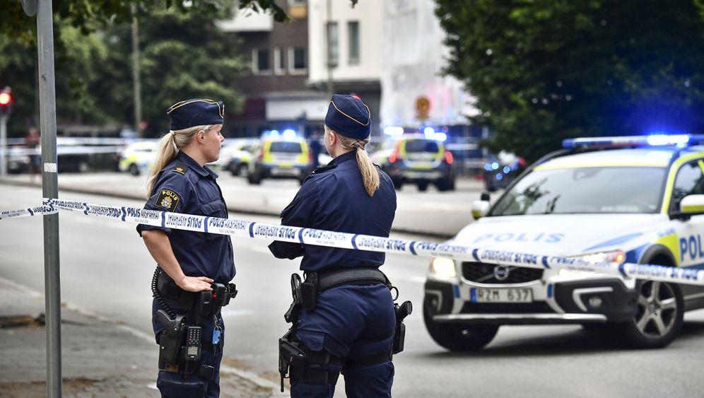 Wahl in Schweden: Gewalt in den Problemvierteln