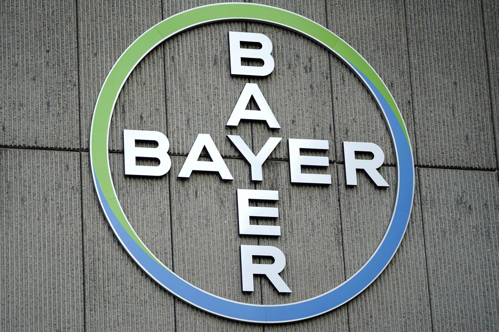 Logo der Firma Bayer. Berlin, 16.09.2019 *** Logo of Bayer Berlin, 16 09 2019 Foto:xJ.xKrickx/xFuturexImage