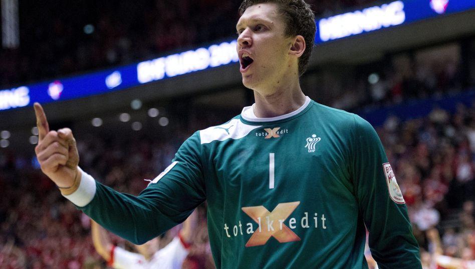 Handball-Torwart Landin: Ab der Saison 2015/2016 beim THW Kiel