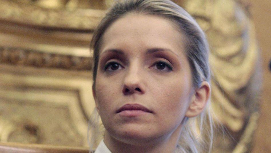 Timoschenko-Tochter Jewgenija in Berlin: Sie kämpft für ihre Mutter