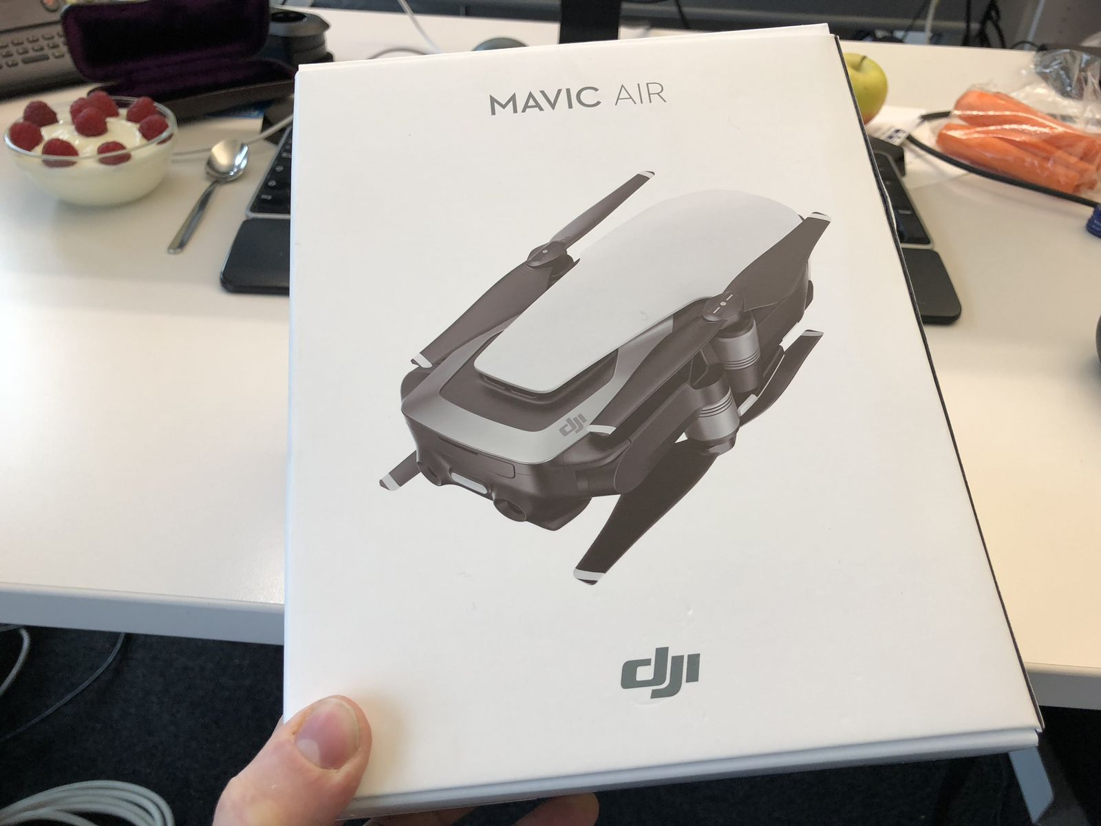 Newsletter/ Mavic Air