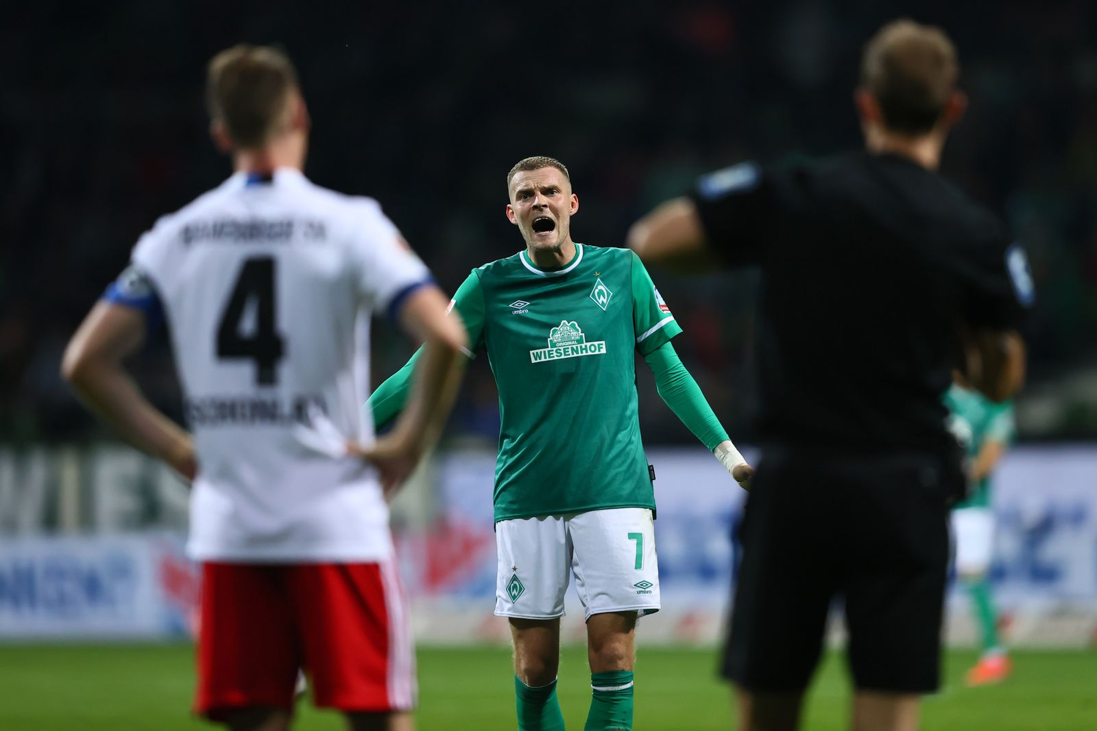 SV Werder Bremen v Hamburger SV - Second Bundesliga