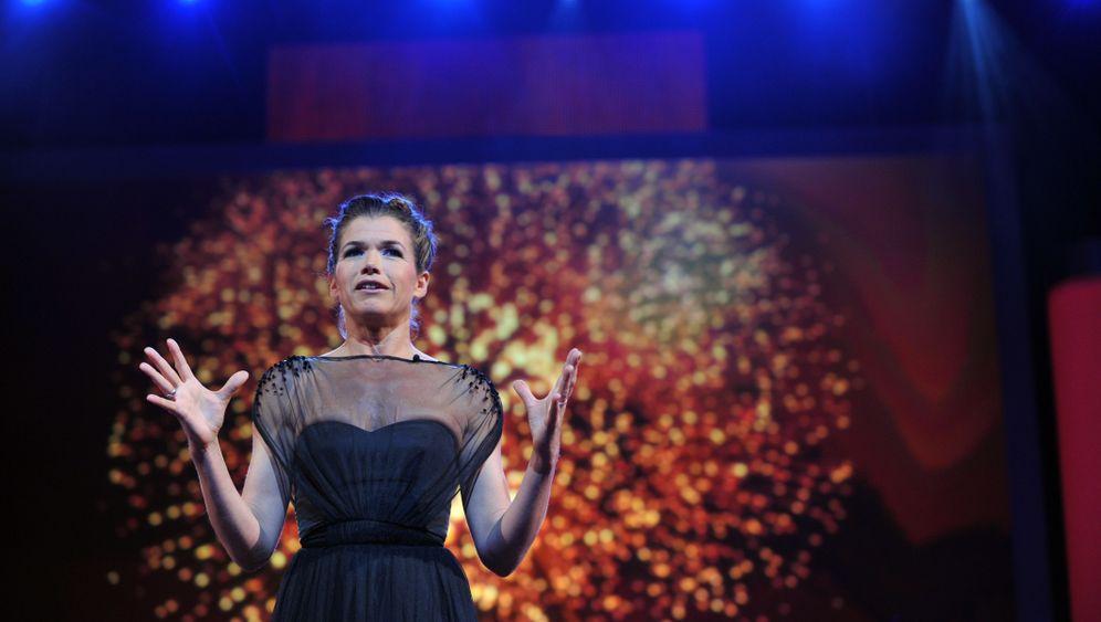 """Anke Engelke: """"Ich kann nicht auf Pointe schreiben"""""""