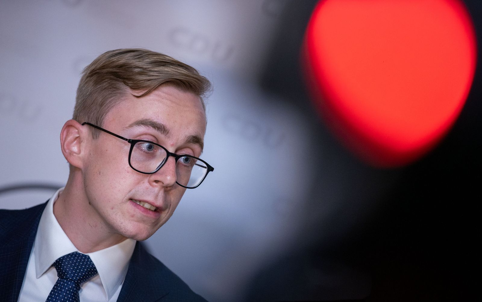 Amthor bei CDU-Landesvorstand