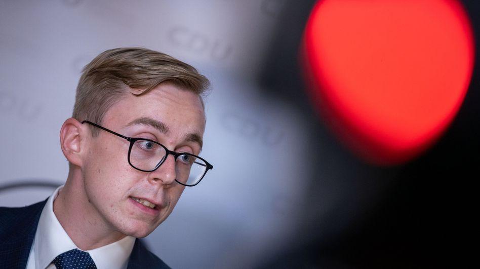 CDU-Politiker Amthor