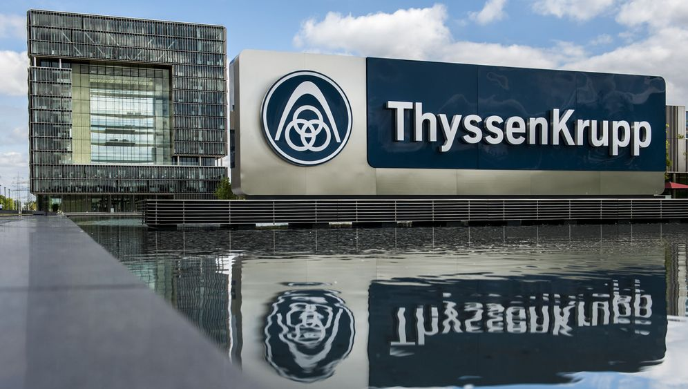 Photo Gallery: The Transformation of ThyssenKrupp