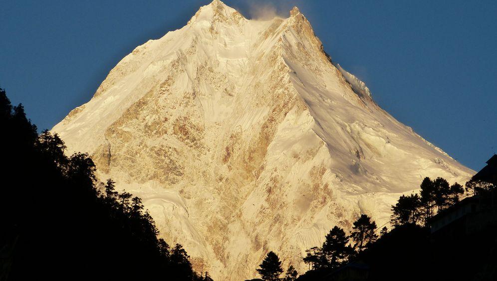 Trek: Einmal um den 8163 Meter hohen Manaslu